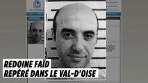 Redoine Faïd repéré à Sarcelles