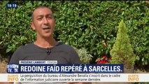 Redoine Faïd repéré à Sarcelles: un témoin raconte la course-poursuite