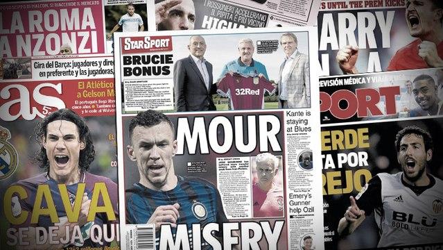 Steven Nzonzi attise les convoitises, l'AC Milan passe la seconde sur le dossier Gonzalo Higuain