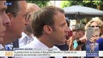 """Affaire Benalla: """"Je suis fier de l'avoir embauché à l'Élysée"""", réagit Emmanuel Macron"""