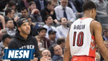 DeMar DeRozan confides in Drake after being traded to the Spurs