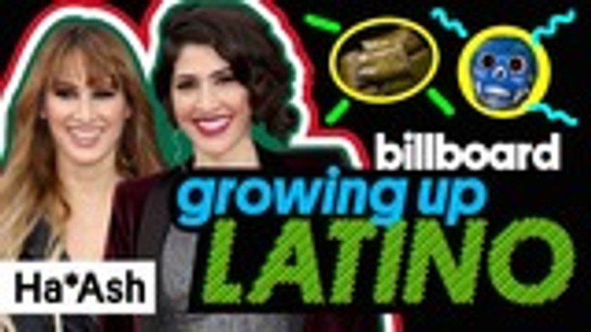 Ha*Ash Talk First Spanish Song They Learned, Tradition They Want to Pass On | Growing Up Latino