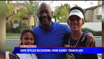 Police Officers Recovering After Undergoing Complex Chain Kidney Transplants