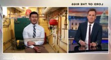 The Daily Show S22 - Ep12 Mike Colter HD Watch