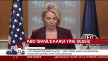 ABD, İsrail'e karşı yine sessiz