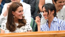 Kate Middleton and Meghan Markle are basically BFFS now
