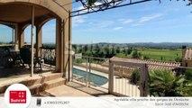 Agréable villa proche des gorges de l'Ardèche