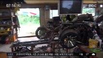 안전기준 인증 없이 오토바이 불법 개조…무더기 검거