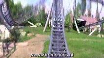 Best roller coaster ever   Super Launch coaster Karacho Onride  POV Tripsdrill, Cleebronn Germany