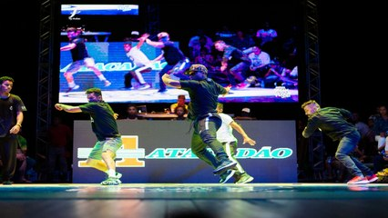 Break The Floor America Latina | Unity warrior vs Nativos crew (final battle)