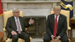 President Trump Meets European Commission President Jean Claude Juncker