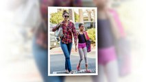 Jamie Foxx spends the day with Katie Holmes and Suri Cruise