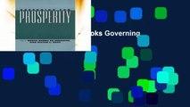 viewEbooks & AudioEbooks Governing for Prosperity Unlimited
