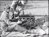 German Machine Gun MG34