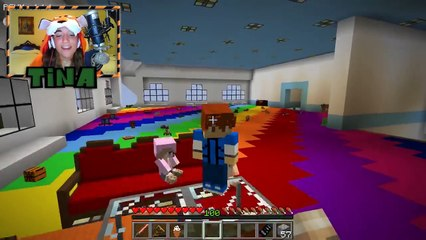 Minecraft Daycare - BABY UNICORN MAN !? (Minecraft Roleplay)