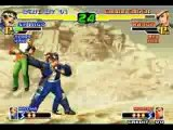( KOF ) King of Fighters 2000 Multi Character Combo