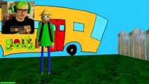 DON'T GO ON FIELD TRIPS WITH BALDI | Baldi's Basics Field Trip Demo