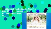 viewEbooks & AudioEbooks Miracles Now: 108 Life-Changing Tools for Less Stress, More Flow, and