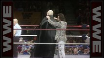 King Kong Bundy makes his WWE debut - Championship Wrestling, March 16, 1985 - WWE WWF Wrestling Fight Fighting Match Sports