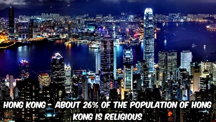 Top 10 Least Religious Countries In The World