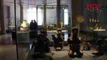 Objetos históricos en Bruselas muestran papel de mujeres a través de civilizaciones en Bruselas