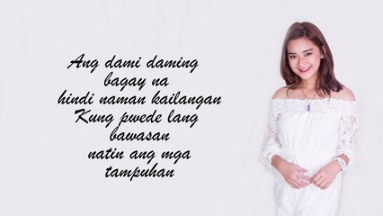 Raphiel Shannon -Di na muli lyrics
