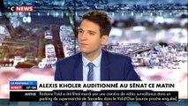 EN DIRECT - Affaire Alexandre Benalla: Le secrétaire général de l'Élysée Alexis Kohler est entendu ce matin par la commission des lois du Sénat
