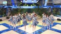 AKB48 - Sentimental Train (FNS Uta no Natsu Matsuri 2018.07.25)