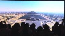 Museo mexicano ofrece recorrido virtual por el inframundo de Teotihuacán