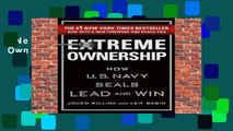 New Releases Extreme Ownership Complete
