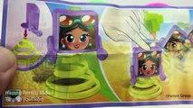 Learn Colors Play Foam Ice Cream Cups Kinder Joy Kinder Egg Surprise Toys Barbie TMNT Fun