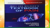 New Releases Wall   Melzack s Textbook of Pain: Expert Consult - Online and Print, 6e (Wall and