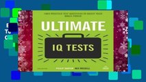 Best ebook  Ultimate IQ Tests: 1000 Practice Test Questions to Boost Your Brainpower (Ultimate