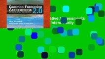 Popular  Common Formative Assessments 2.0: How Teacher Teams Intentionally Align Standards,