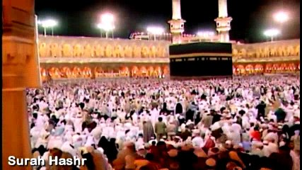 Surah Al- Hashr  Quran  Full HD Video_0