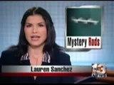 Flying rods ufo