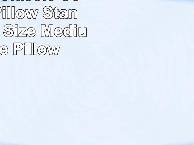 My Pillow Classic Series Bed Pillow StandardQueen Size Medium Single Pillow