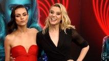 "Mila Kunis and Kate MCkinnon ""The Spy Who Dumped Me"" World Premiere"