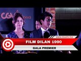 Gala Premiere Dilan 1990, Iqbaal Akui Bertemu Sosok Dilan yang Asli