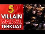 Thanos atau Dr Doom? Musuh Superhero Marvel Terkuat