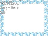 Hinkle Chair Company Alexander MidSized Adult Rocking Chair Black