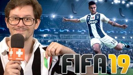 On a joué des heures à FIFA 19 : Impressions deux étoiles sans VAR