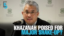 EVENING 5: Khazanah's board offers to quit
