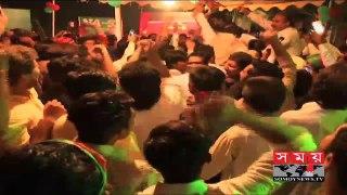 চূড়ান্ত ফলাফলের আগেই নিজেকে বিজয়ী ঘোষণা ইমরানের   Pakistan Election Update   Somoy TV