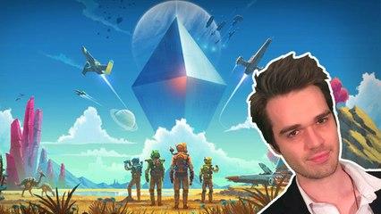 On découvre No Man's Sky NEXT sur Xbox One X