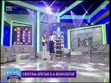CRISTINA SPATAR (la maruta - tv show) 17.november.2017