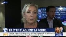 """Pour Marine Le Pen, la présidente de la commission d'enquête de l'Assemblée """"refuse l'intégralité des auditions qui ont été réclamées"""""""