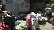 Róma: felszámolják az illegális roma táborokat