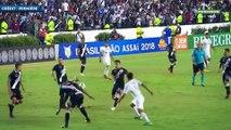 Les buts de pur attaquant de Pedro avec Fluminense