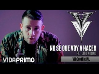 Messiah - No Se Que Voy a Hacer ft. Lito Kirino [Official Video]